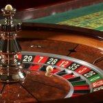 Casino roulettetafel